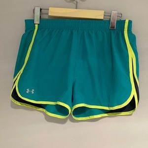 🧘♀️2/$30 HURLEY UNDER ARMOUR athletic shorts Med